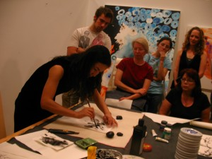 Chinese painting class (3)